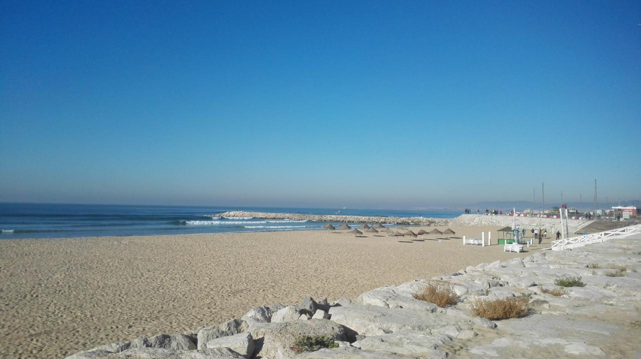 Beach Costa Janvier 15