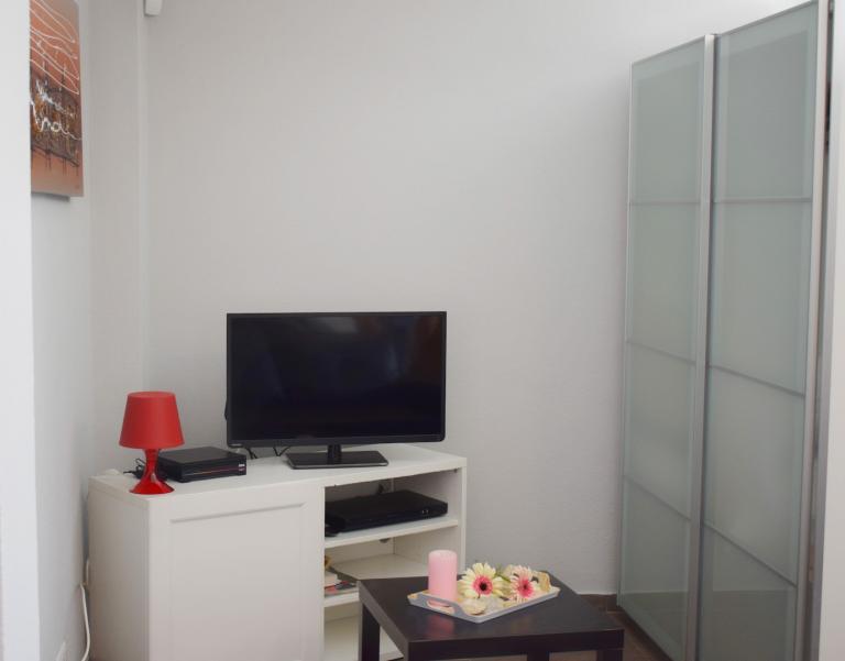 Studio on ground floor